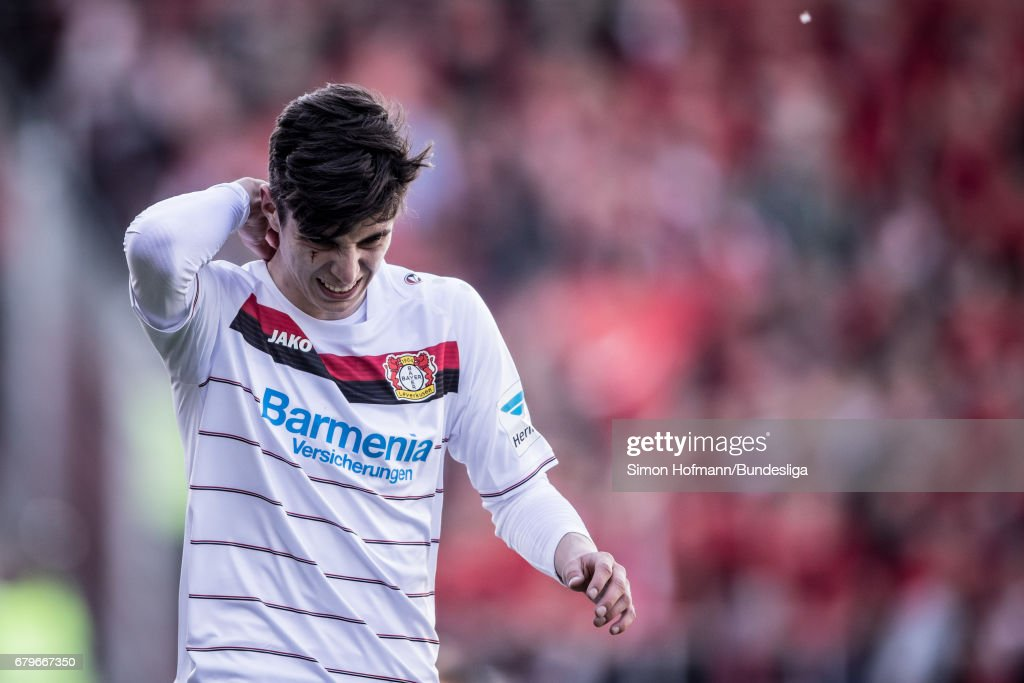 FC Ingolstadt 04 v Bayer 04 Leverkusen - Bundesliga : News Photo