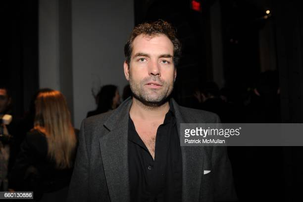 Kai Kuhne attends ROGER PADILHA MAURICIO PADILHA Celebrate Their Rizzoli Publication THE STEPHEN SPROUSE BOOK Hosted by DEBBIE HARRY And TERI TOYE at...