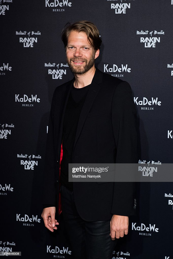 Kai Rose attends the Rankin Live x KaDeWe event at KaDeWe on April 30, 2016 in Berlin, Germany.