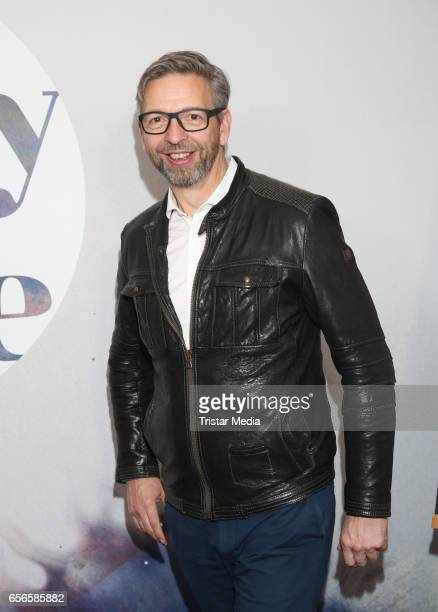 Kai Sturm attends the Photocall To The TV Programm 'The Story Of My Life' at Hamburg East Hotel on March 22 2017 in Berlin Germany