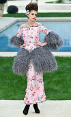Chanel : Runway - Paris Fashion Week - Haute Couture...