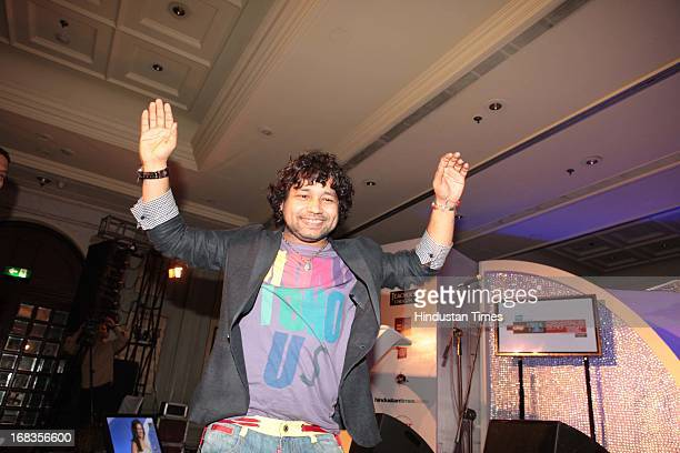 Kailash Kher at HT City Crystal Awards being held at Maurya Sheraton Hotel on October 29 2010 in New Delhi India