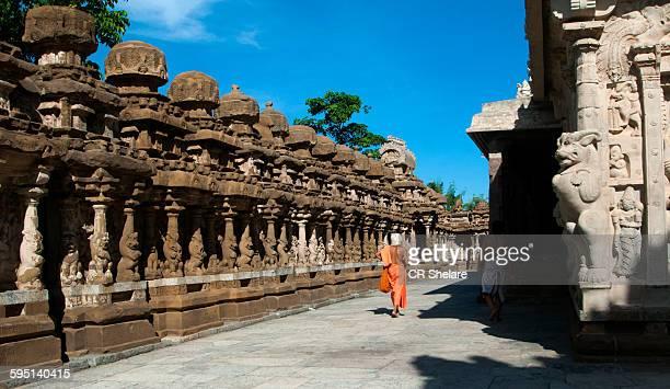 Kailash Nath Shiva Temple, Kanchipuram, Tamil Nadu