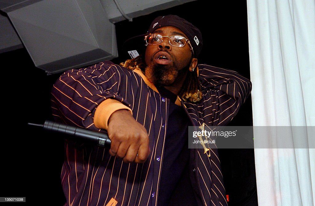 Kaine of the Ying Yang Twins during Oakley Thump 2 Launch Party October 12 2005 at Montmartre Lounge in Hollywood California United States