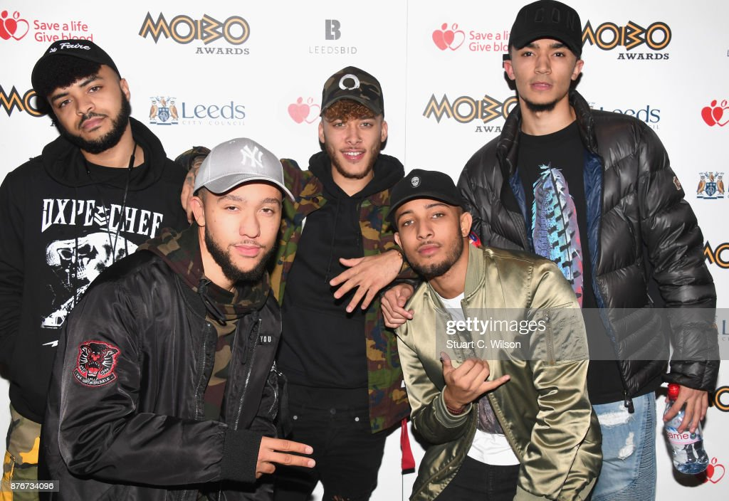 Pre-MOBO Awards Show - Arrivals