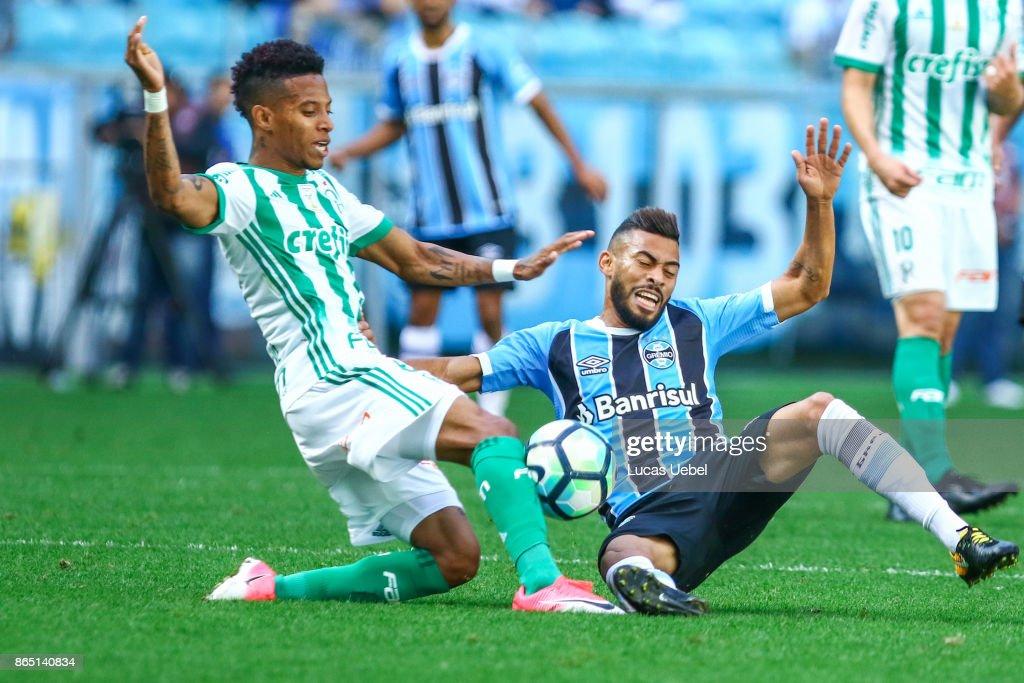 Gremio v Palmeiras - Brasileirao Series A 2017