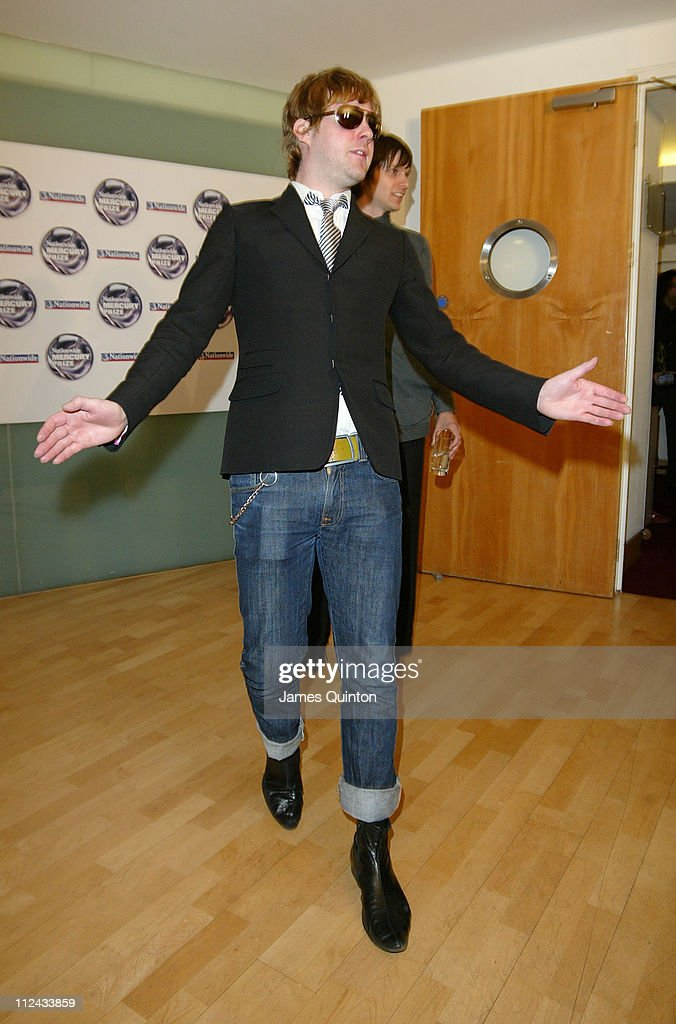Kaiser Chiefs during 2005 Mercury Prize Nominations Announcement at The Commonwealth in London Great Britain