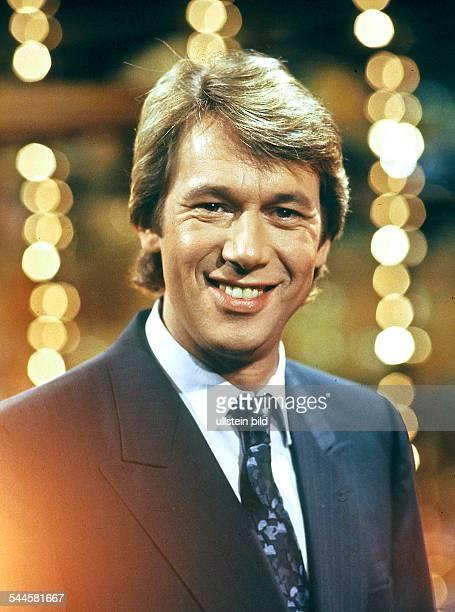 Kaiser Roland Musician Singer Pop music Germany at the East German tv