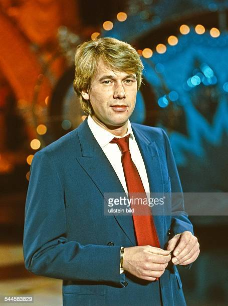 Kaiser Roland Musician Singer Pop music Germany at the East German tv