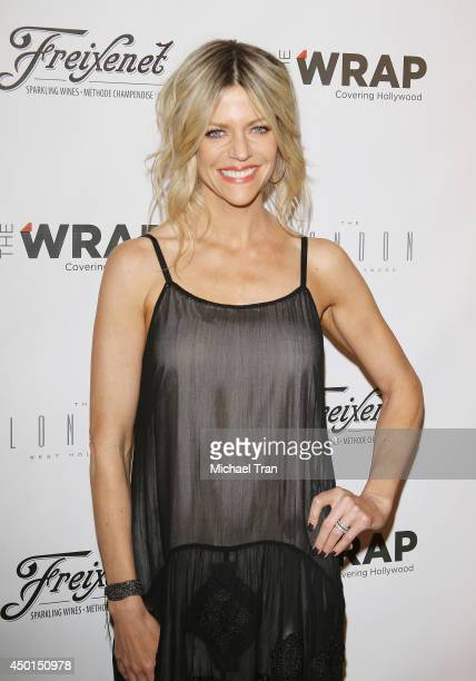 Kaitlin Olson arrives at TheWrap's First Annual Emmy Party held at The London West Hollywood on June 5 2014 in West Hollywood California
