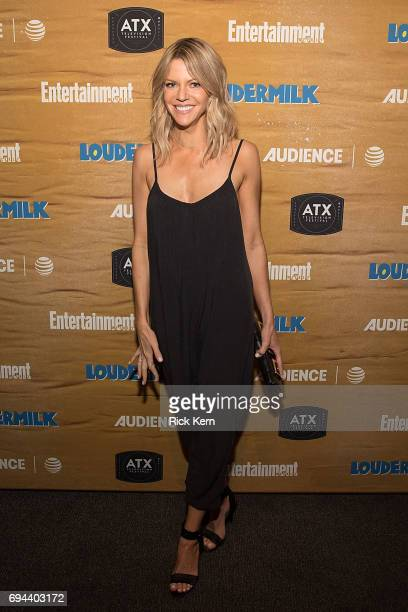 Kaitlin Olson attends Entertainment Weeklys After Dark celebration of the ATT Original Series Loudermilk during the ATX Television Festival at The...