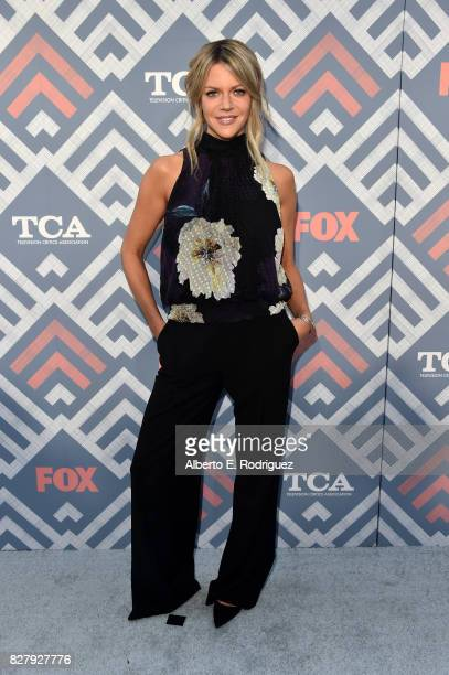 Kaitlin Olson attends the FOX 2017 Summer TCA Tour after party on August 8 2017 in West Hollywood California