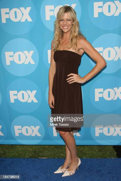Kaitlin Olson during FOX TCA Party Red Carpet at Ritz Carlton Huntington Hotel in New York City New York United States