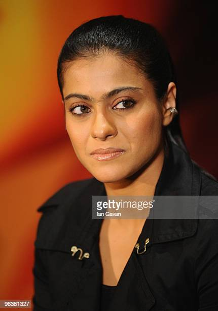 Kajol attends the 'My Name Is Khan' press conference at the Courthouse Hotel on February 3 2010 in London England