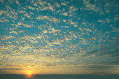 Kalahari sky scene, South Africa