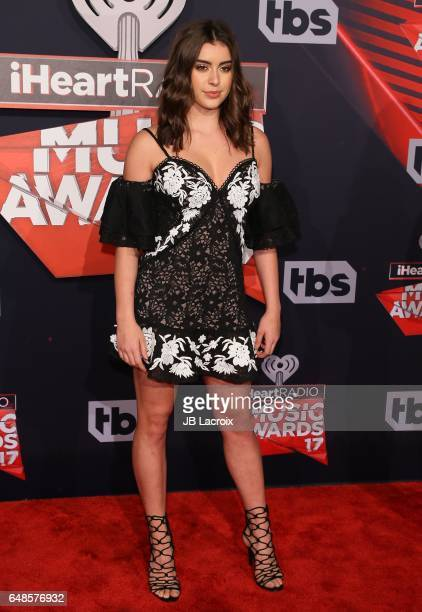 Kalani Hilliker attends the 2017 iHeartRadio Music Awards at The Forum on March 5 2017 in Inglewood California