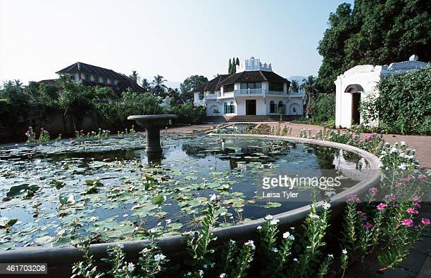 Kalari Kovilakom a 19th century palace in the hills above Palakkad Kerala recently converted into an ayurvedic resort Although born in the Himalayas...