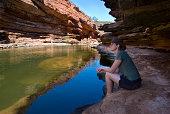'Kalbarri Gorge, Western Australia'
