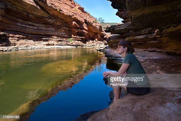 Kalbarri Gorge, Western Australia