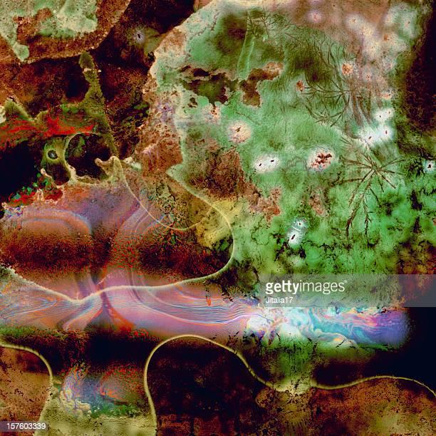 Kaleidoskop Grunge Hintergrund