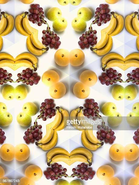 Kaleidoscope of Fruits