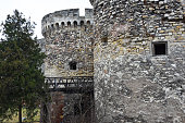 Kalemegdan Park Belgrade Fortress, Serbia