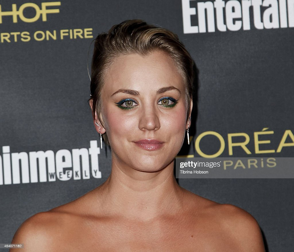 <a gi-track='captionPersonalityLinkClicked' href=/galleries/search?phrase=Kaley+Cuoco&family=editorial&specificpeople=208988 ng-click='$event.stopPropagation()'>Kaley Cuoco</a> attends Entertainment Weekly's Pre-Emmy party at Fig & Olive Melrose Place on August 23, 2014 in West Hollywood, California.