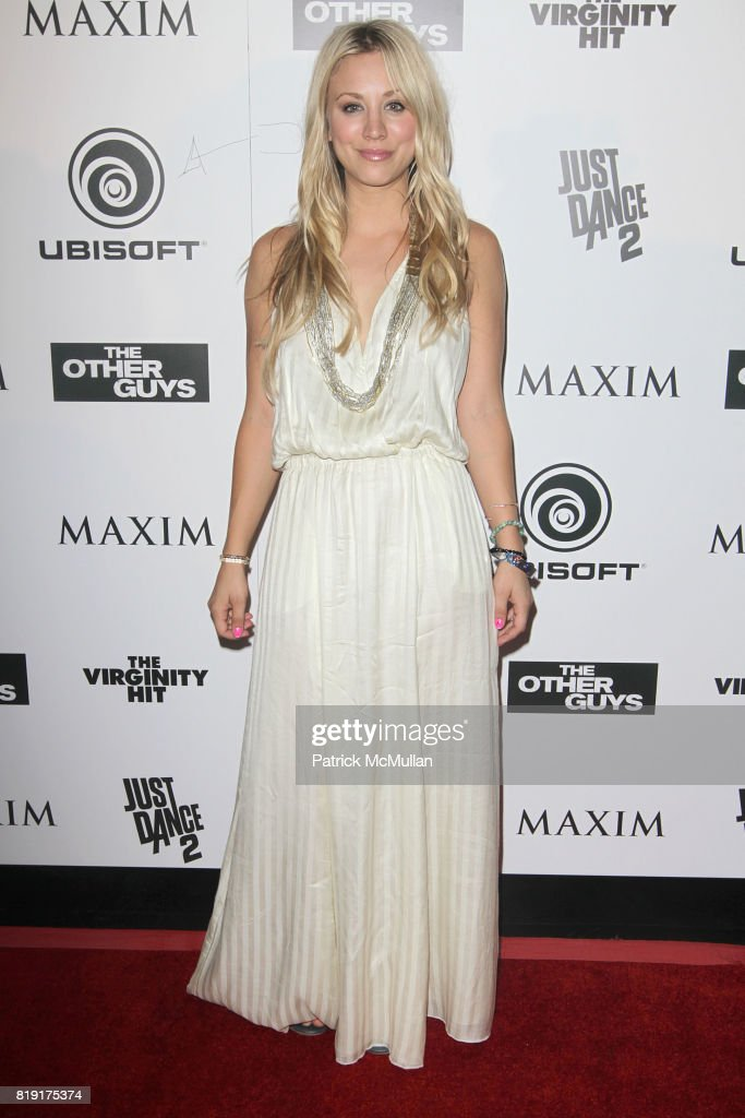 Kaley Cuoco attends Maxim Celebrates The Other Guys at Comic Con 2010 Presented by Ubisoft at Hotel Solamar on July 23, 2010 in San Diego, California.