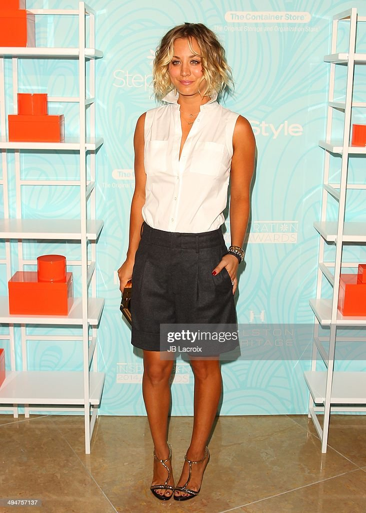 <a gi-track='captionPersonalityLinkClicked' href=/galleries/search?phrase=Kaley+Cuoco&family=editorial&specificpeople=208988 ng-click='$event.stopPropagation()'>Kaley Cuoco</a> Sweeting attends the Step Up 11th Annual Inspiration Awards at The Beverly Hilton Hotel on May 30, 2014 in Beverly Hills, California.