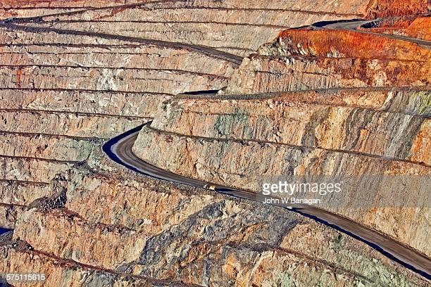 Kalgoorlie super pit gold mine, Western Australia