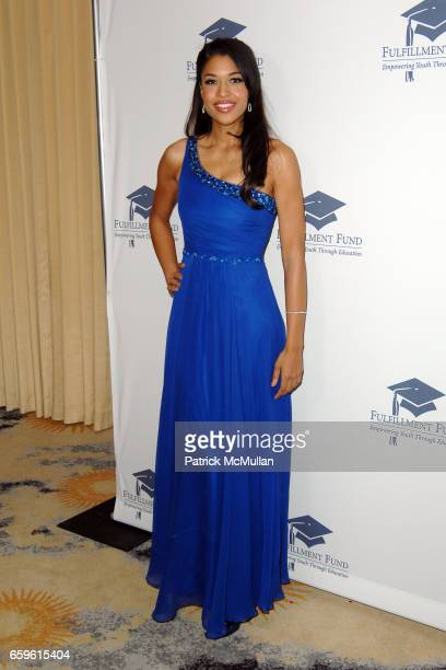 Kali Hawk attends FULFILLMENT FUND HONORS JUDD APATOW AND LESLIE MANN AT 2009 BENEFIT GALA at Beverly Hills Hotel on October 26 2009 in Beverly Hills...