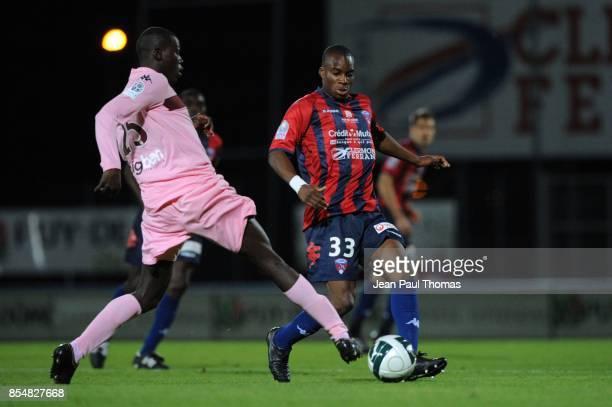 Kalidou KOULIBALY Yacouba SYLLA Clermont / Metz 13eme journee de Ligue 2