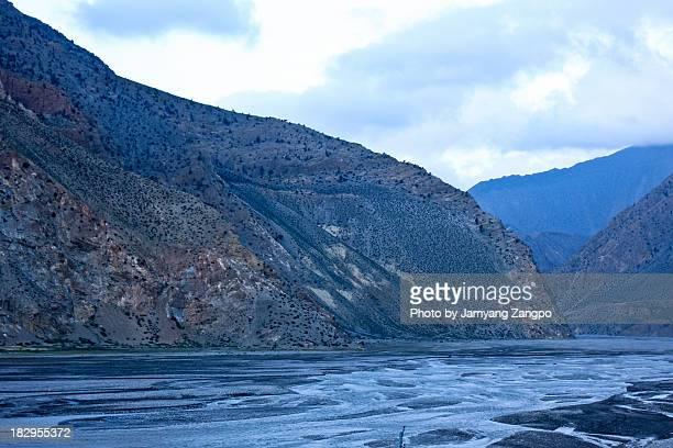Kaligandaki River, Jomsom