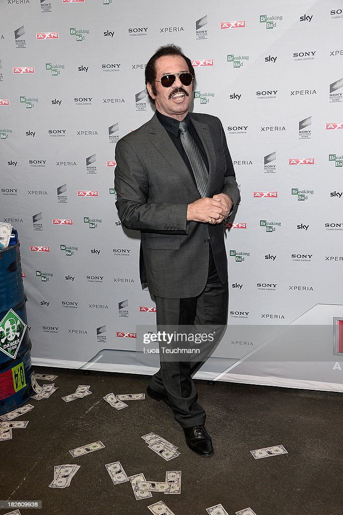 Kalle Schwensen attends the 'Breaking Bad' Screening Party at the Cosy-Wash on October 1, 2013 in Berlin, Germany.