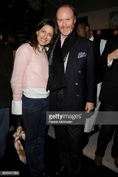 Kalliope Karella and HSH Prince Pierre d'Arenberg attend 25TH ANNUAL WOMEN IN NEED GALA DINNER at The Pierre Hotel on April 9 2008 in New York City