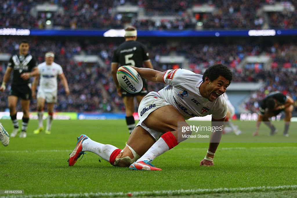 New Zealand v England - Rugby League World Cup Semi Final