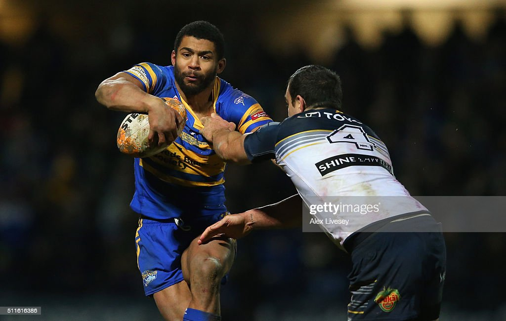 Leeds Rhinos v North Queensland Cowboys - World Club Series