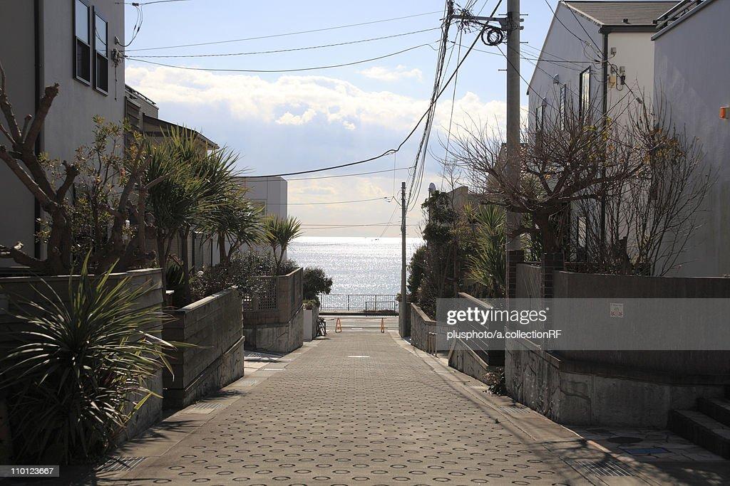 Kamakura Street : Stock Photo