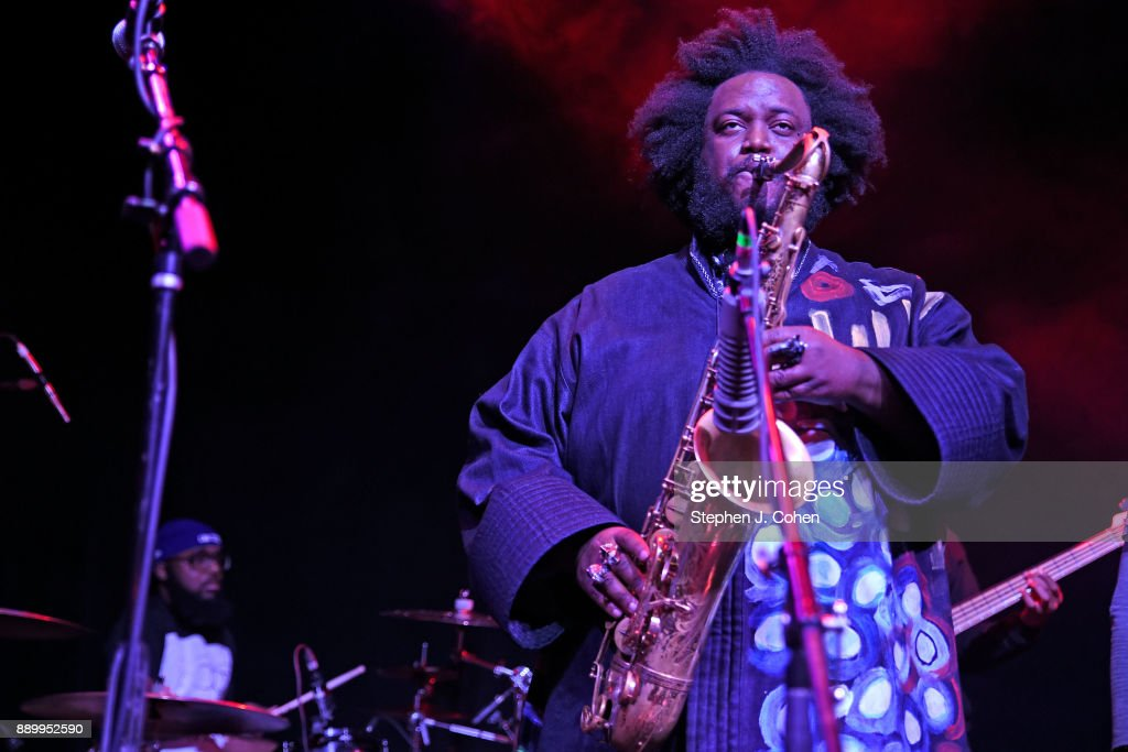 Kamasi Washington In Concert - Louisville, Kentucky