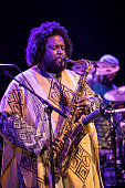 Kamasi Washington Performs in Concert in Barcelona