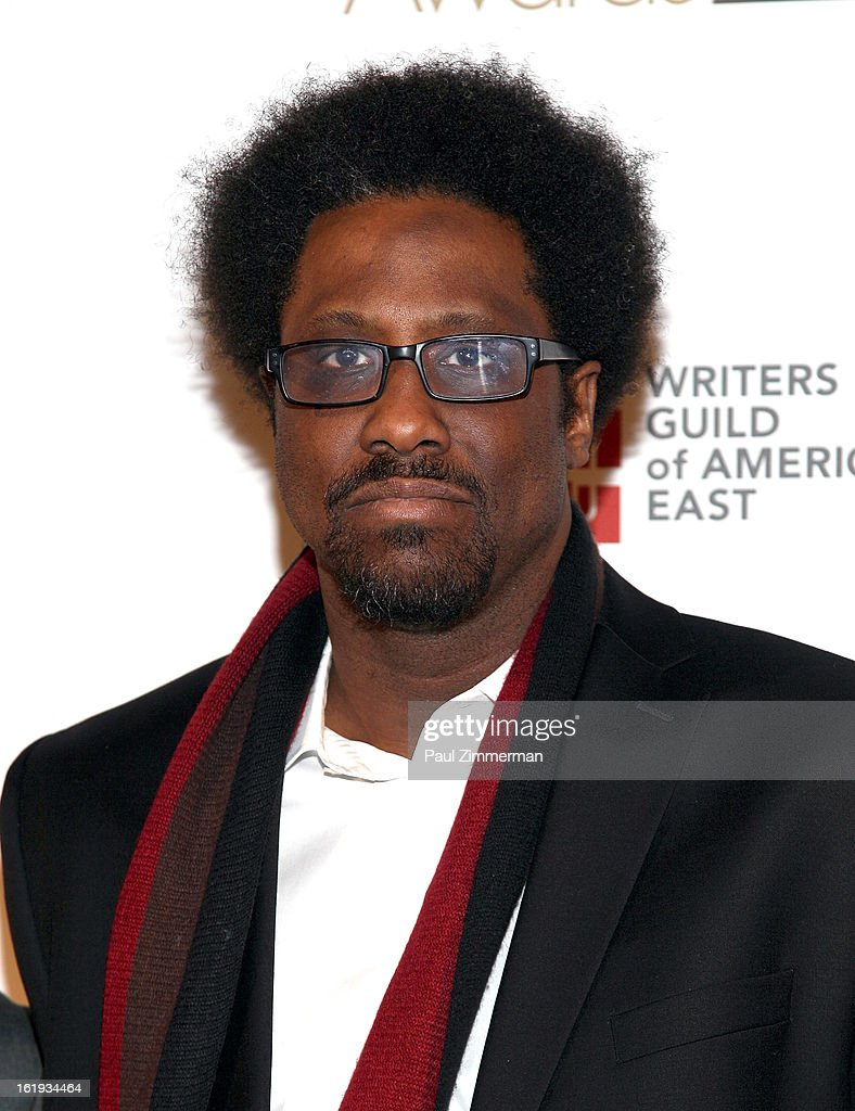 W. Kamau Bell attends 65th Annual Writers Guild East Coast Awards at B.B. King Blues Club & Grill on February 17, 2013 in New York City.