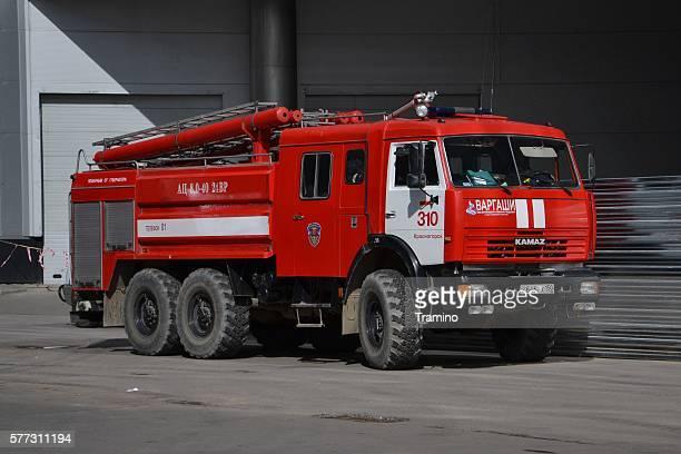 Kamaz firetruck