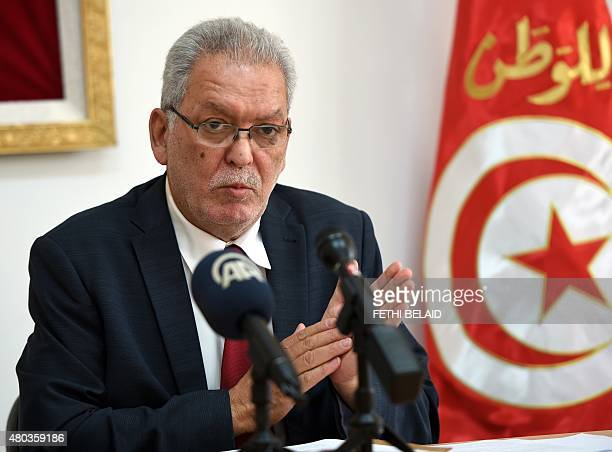 Kamel Jendoubi the minister who heads a crisis group set up after the jihadist attack that killed 38 tourists last month in the Tunisian resort of...