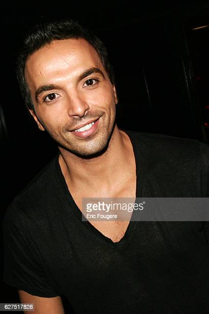 Kamel Ouali at the 30th anniversary celebration of Jean Paul Gaultier held at the Olympia
