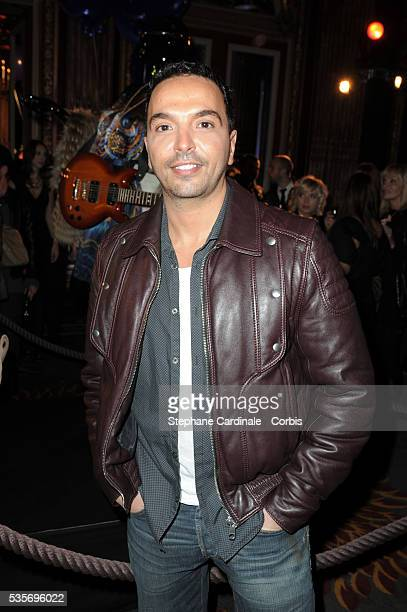 Kamel Ouali attends 'Paris Shopping and Fashion Capital' Party at Westin Hotel in Paris