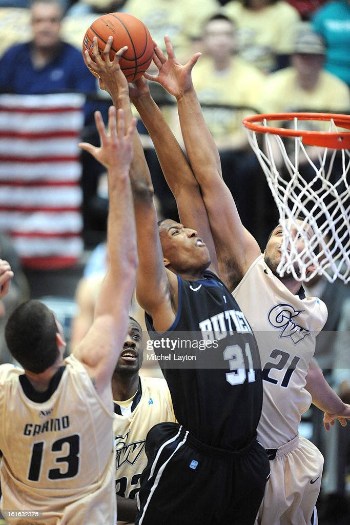 Butler v George Washington