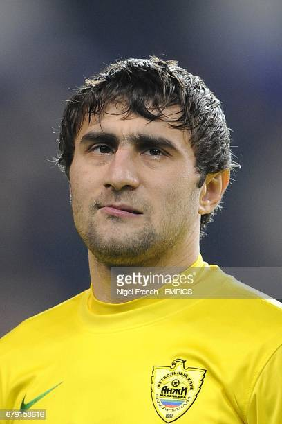 Kamil Agalarov Anzhi Makhachkala