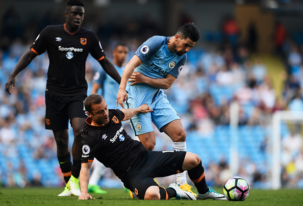 Manchester City v Hull City - Premier League : News Photo
