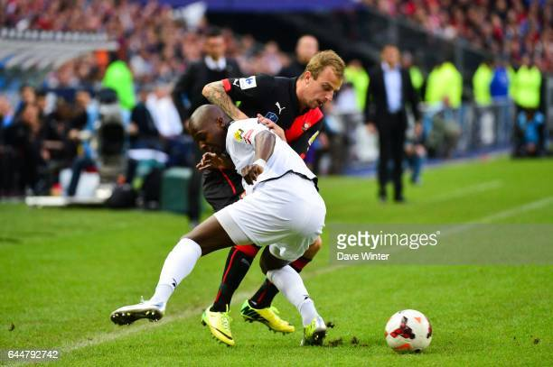 Kamil GROSICKI / Younousse SANKHARE Rennes / Guingamp Finale Coupe de France 2014 Photo Dave Winter / Icon Sport