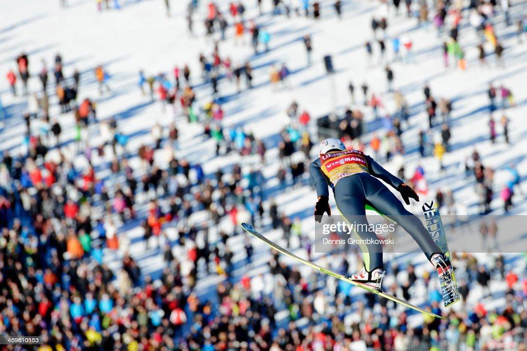 Four Hills Tournament - Garmisch Partenkirchen Day 1